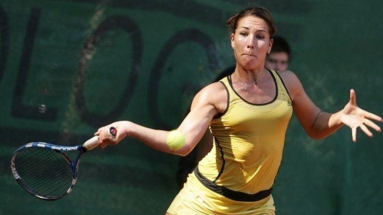 Елица Костова е шампионка на турнираза жени от веригата UTR Pro Tennis Tourв Пазарджик