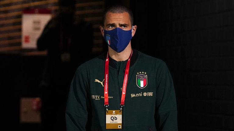Дни след мача с България – Бонучи е с коронавирус