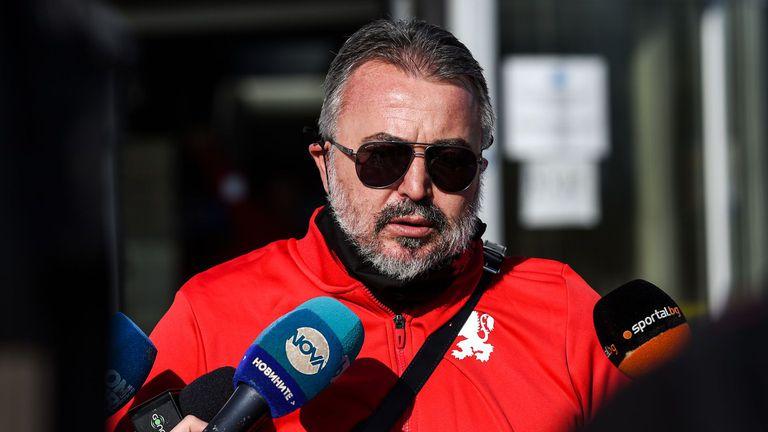 Ясен Петров: Ние сме търсен съперник за контроли, защото искат много да ни бият