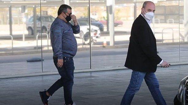 Турнето за събиране на оферти от Райола и бащата на Холанд продължава - вече са в Мадрид