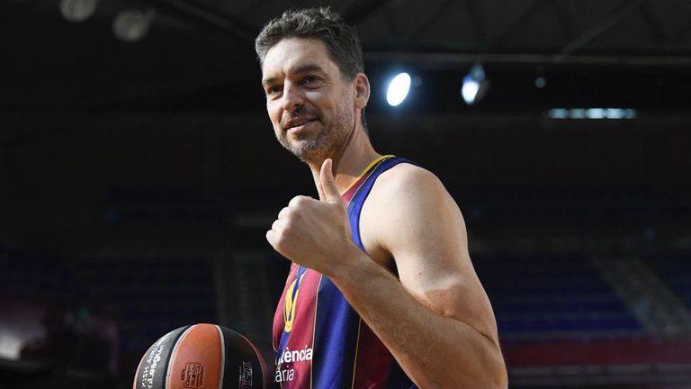 След 753 дни извън баскетбола: Пау Гасол си набеляза два мача за голямото завръщане