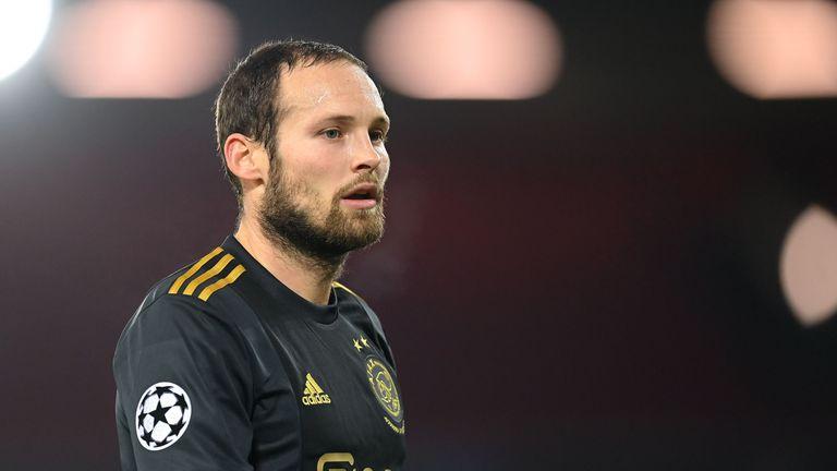 Аякс няма да разчита на Дейли Блинд за мачовете с Рома в Лига Европа