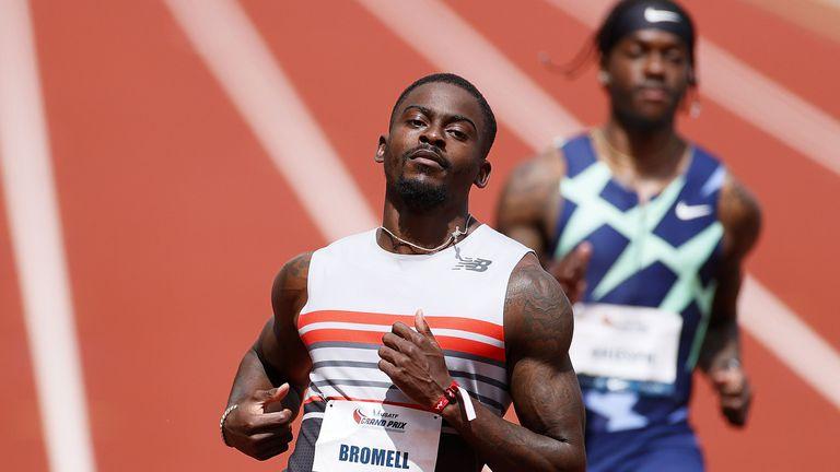 Бромел оглави световната ранглиста на 100 метра за сезона