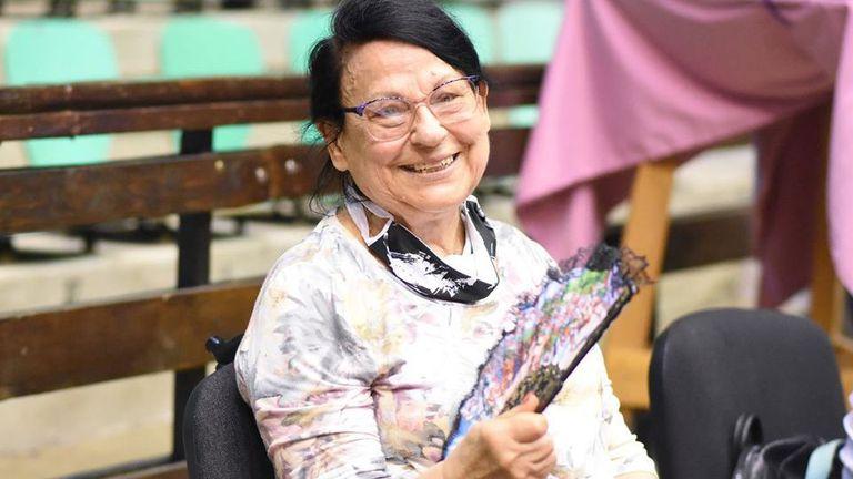 Заслужилата треньорка Райна Афонлиева връчи приз, носещ нейното име