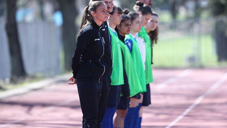 Женският национален отбор с нов наставник