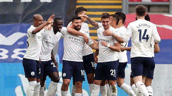 Кристъл Палас - Манчестър Сити 0:2