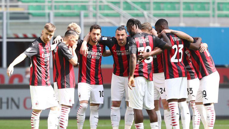 Златан е в групата на Милан, но бронхит извади друг нападател