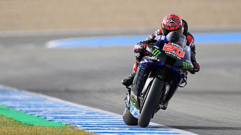 """Куартараро с 4-ти пореден пол-позишън на """"Херес"""" в MotoGP"""