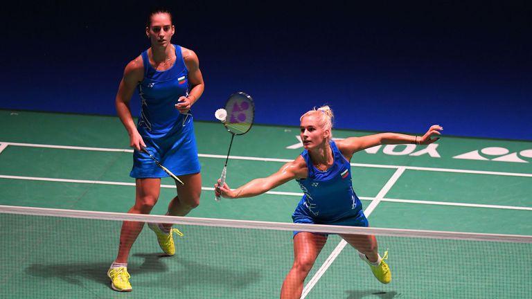 Сестрите Стоеви са на финал на европейското първенство в Киев