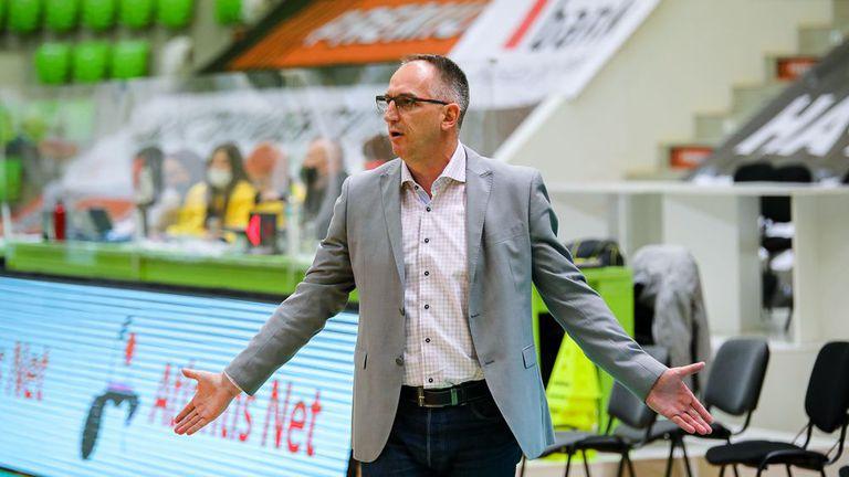 Йовица Арсич: Не съжалявам, че серията приключи в три мача