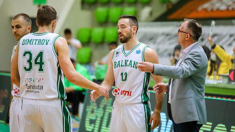 """Балкан триумфира в """"зеленото"""" дерби, следва класика срещу Левски Лукойл"""