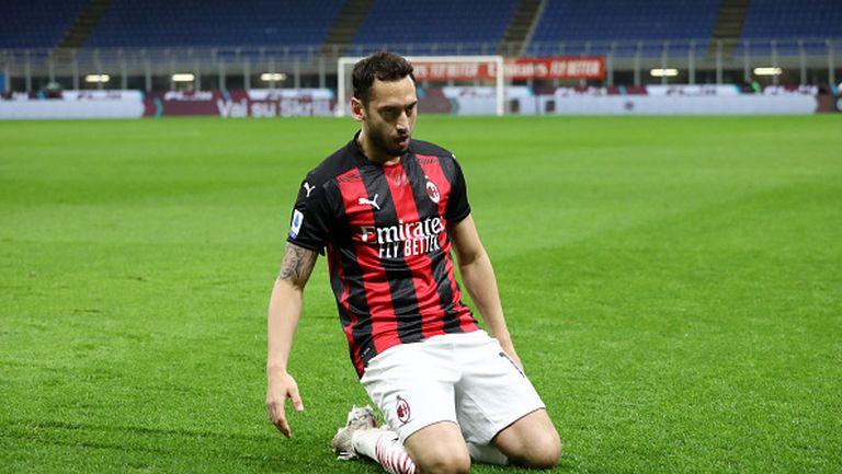 Милан не се затрудни срещу Беневенто