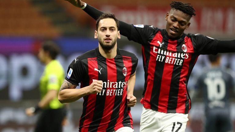 Милан се завърна в зона Шампионска лига (видео + галерия)