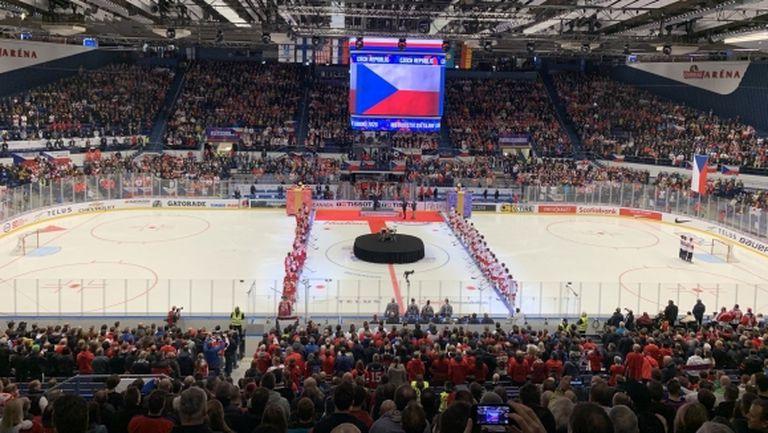 Канада разгроми Чехия на Световното по хокей за младежи