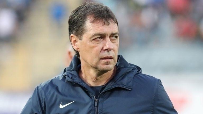 Петър Хубчев с 65% успеваемост начело на Левски