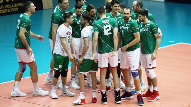 България без Георги Братоев на олимпийската квалификация