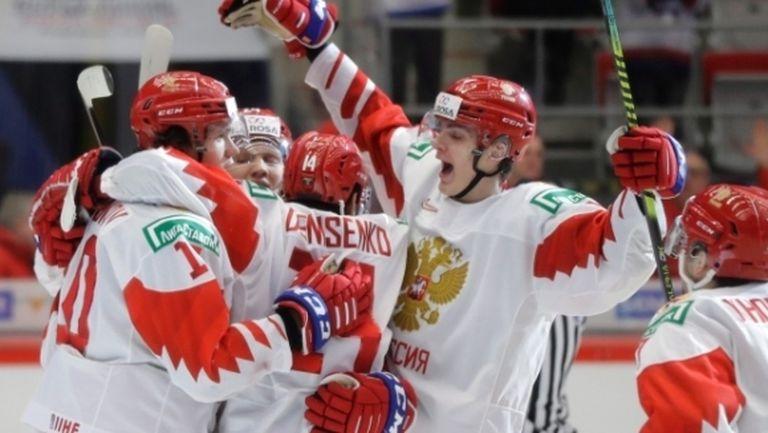 Ясни са полуфиналистите на Световното по хокей за младежи