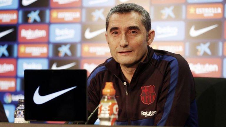 Валверде за искания от Барса: Много добър футболист