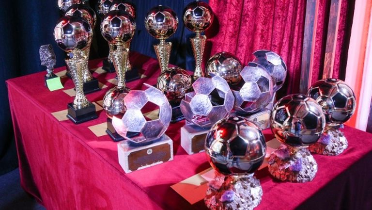 Легенди на ЦСКА и Левски получиха специални награди