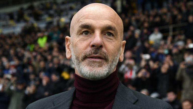 Пиоли: Ибрахимович не е дошъл, за да бъде спасителят на Милан