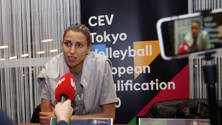 Елица Василева: Едно към осем - това е шансът на всички отбори да играят в Токио (видео)
