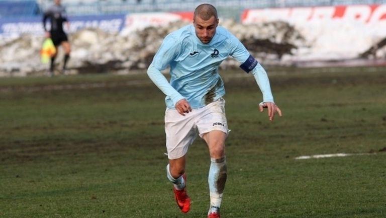 Капитанът на Дунав ще играе при Наджи Шенсой