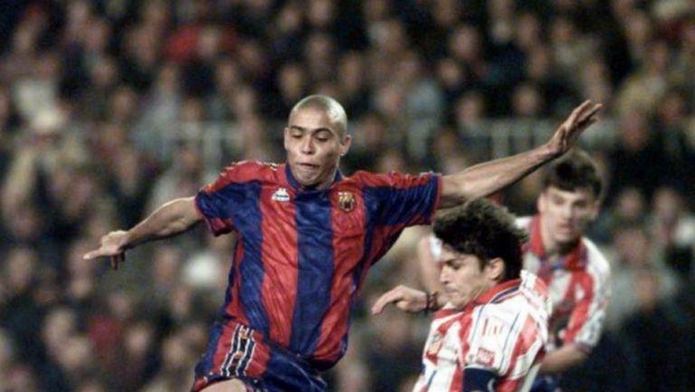 Барса на Феномена и Стоичков отнема мечтата за требъл на Атлетико през 1996-а