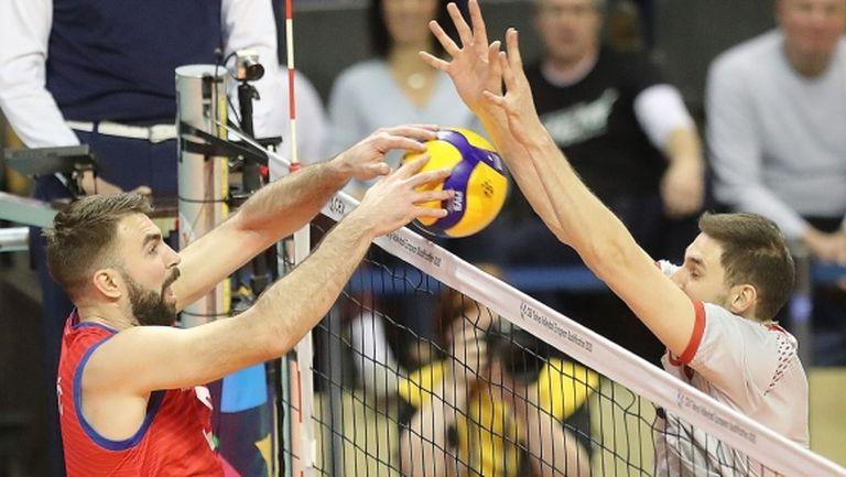 Урош Ковачевич: Тъжно е, защото ние сме много по-добър отбор от България