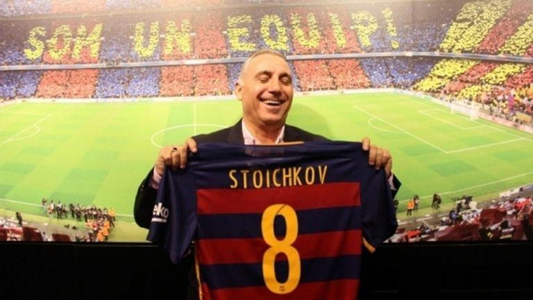 Стоичков и Ривалдо отново ще бъдат съотборници с фланелката на Барса