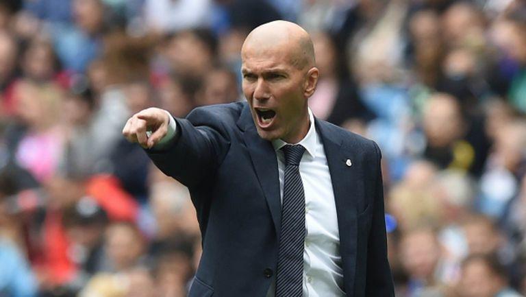 Връщането на Зидан направи Мадрид фаворит за титлата