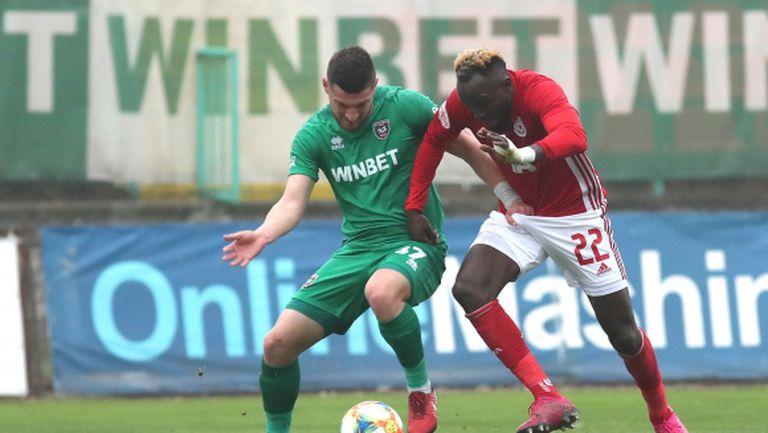 ЦСКА-София и Ал Ахли се разминават за цената на Али Соу