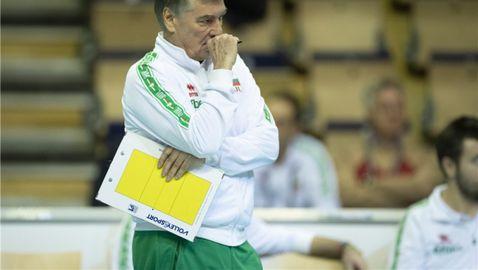 Силвано Пранди може да остане селекционер на волейболистите