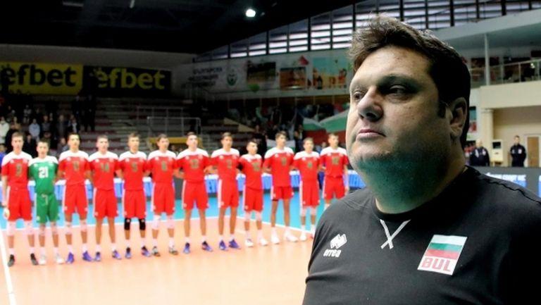 Мартин Стоев: Новият треньор трябва да може работи спокойно един олимпийски цикъл (видео)