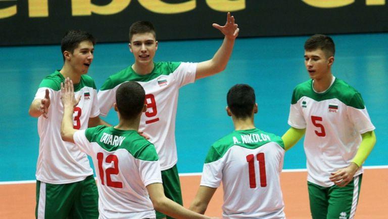 България U18 завърши с победа на евроквалификацията в София (видео + галерия)