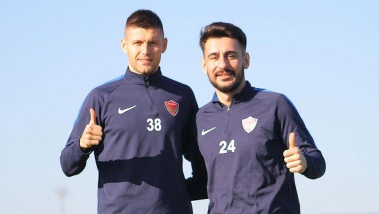 Страхил Попов разкри защо е избрал втора турска дивизия