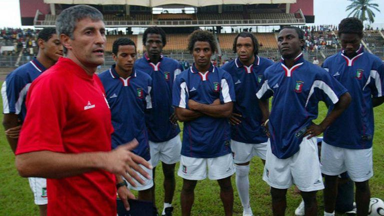 Селекционер за 1 мач: как африканци разиграваха Кике Сетиен