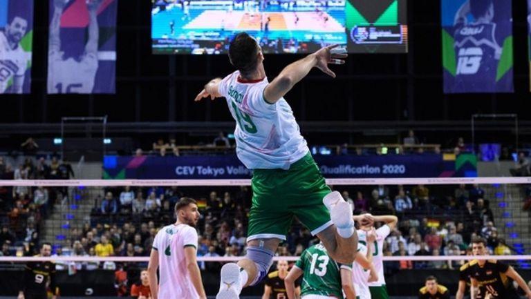 Олимпийската квалификация в Берлин в цифри: България №1 по асове