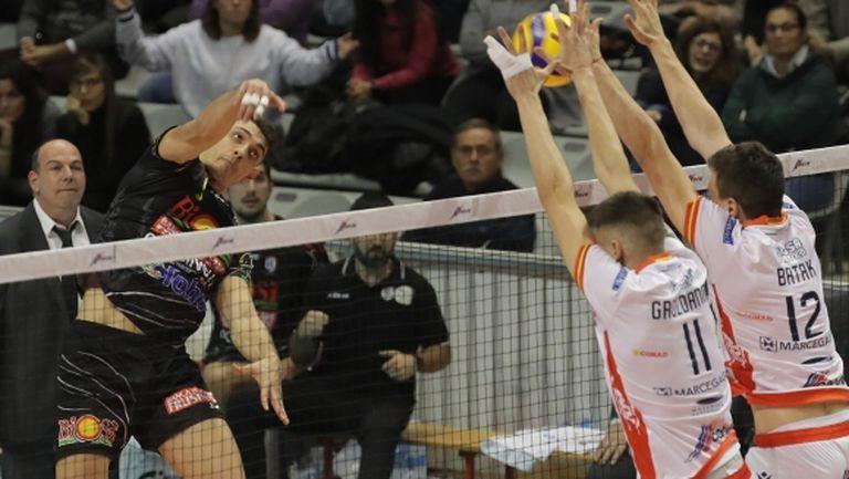 Алекс Грозданов и Равена с драматична победа в Италия! Бранимир Грозданов заби 21 точки за Сора (видео + снимки)