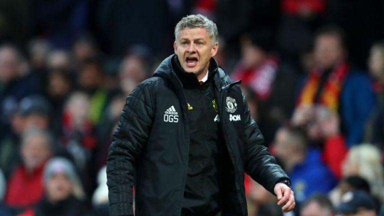 Солскяер продължава да твърди, че Рашфорд няма да играе срещу Ливърпул