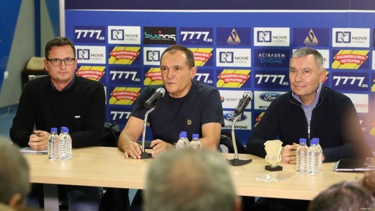 Босовете обявиха колко пари са дали за Левски, започват дела за над 6 млн. срещу клуба (видео)