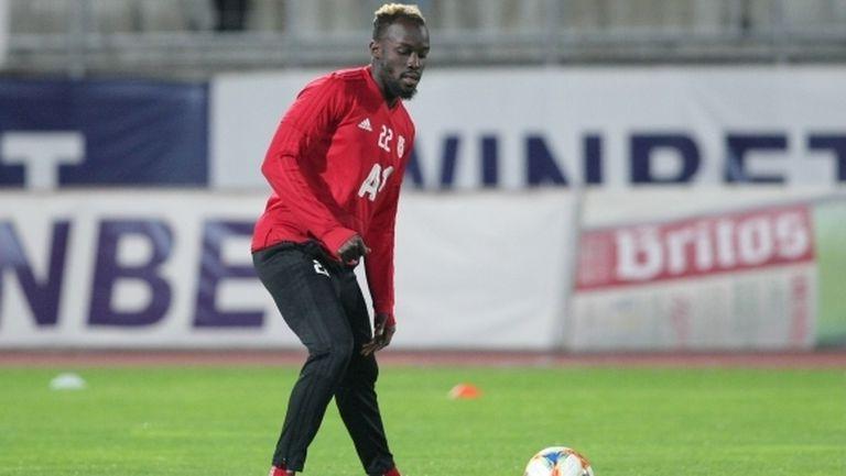 Ал Ахли давал 2 млн. евро за Соу