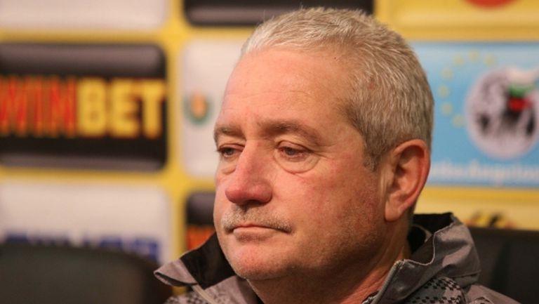 Спасов: Най-важното е, че завършваме лагера с готови за шампионата футболисти