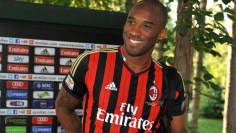 Милан отдава почит на Коби Брайънт