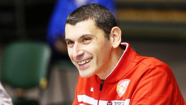 Сашо Попов: Бе важно за момчетата да успеят, защото си имаме трудности и напрежение (видео)