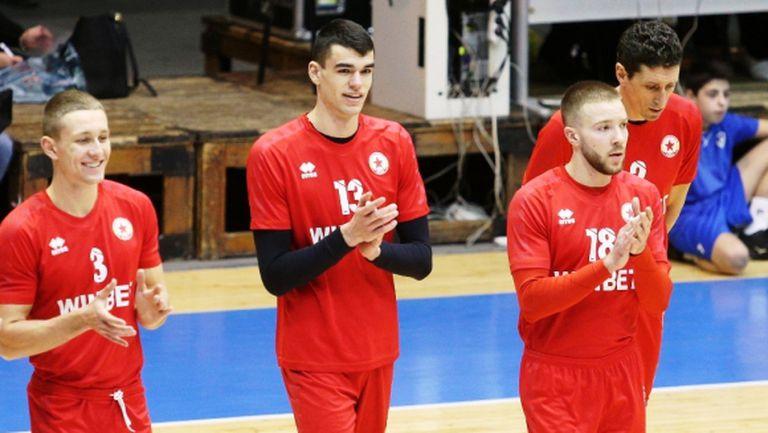 Димитър Димитров: Бяхме по-концентрирани във важните моменти и се борихме за всяка точка