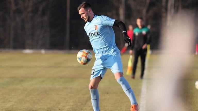 Локомотив (Пловдив) загуби от Динамо (Батуми)