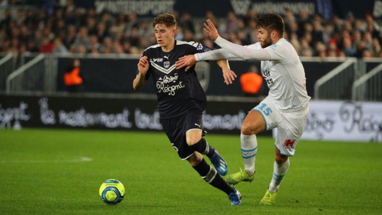Марсилия отново не успя да развали прокобата в Бордо