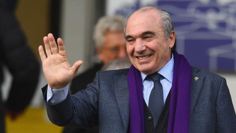 Директорът на Фиорентина е горд от избухването на Роко Комисо срещу съдията от мача с Ювентус