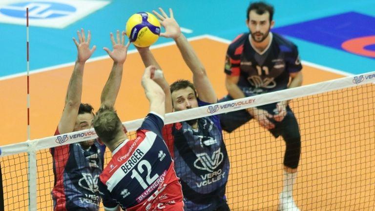 Виктор Йосифов и Монца се справиха с Пиаченца (видео + снимки)