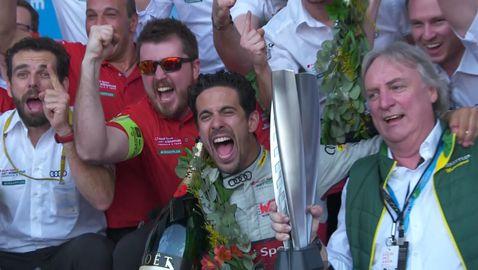 Драматична победа за Лукас ди Граси в Мексико